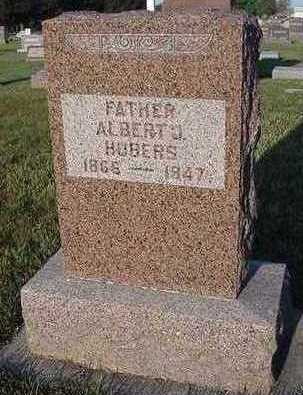 HUBERS, ALBERT J. - Sioux County, Iowa | ALBERT J. HUBERS