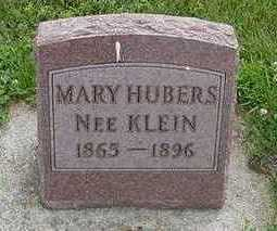 HUBERS, MARY - Sioux County, Iowa | MARY HUBERS