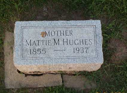 HUGHES, MATTIE - Sioux County, Iowa | MATTIE HUGHES