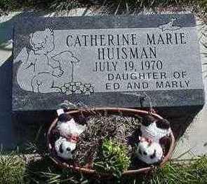 HUISMAN, CATHERINE MARIE - Sioux County, Iowa | CATHERINE MARIE HUISMAN