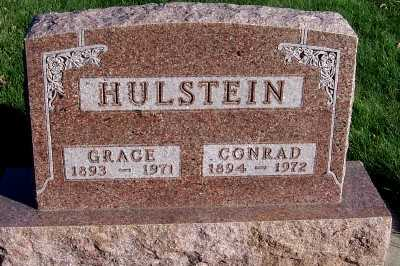 HULSTEIN, GRACE - Sioux County, Iowa | GRACE HULSTEIN