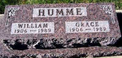 HUMME, GRACE - Sioux County, Iowa | GRACE HUMME