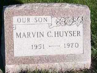 HUYSER, MARVIN - Sioux County, Iowa | MARVIN HUYSER