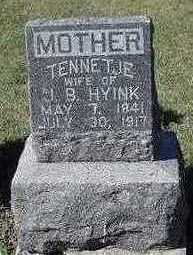 HYINK, TENNETJE (MRS. J. B.) - Sioux County, Iowa | TENNETJE (MRS. J. B.) HYINK