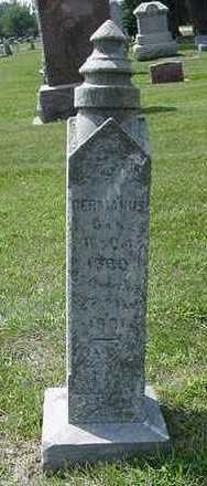 (ILLEGIBLE), GERMANUS - Sioux County, Iowa | GERMANUS (ILLEGIBLE)