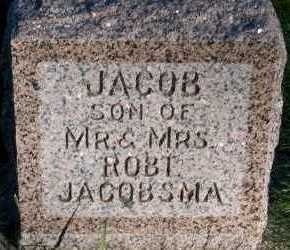 JACOBSMA, JACOB - Sioux County, Iowa | JACOB JACOBSMA