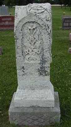 CLEVERINGA JANSEN, GRIETJE - Sioux County, Iowa | GRIETJE CLEVERINGA JANSEN