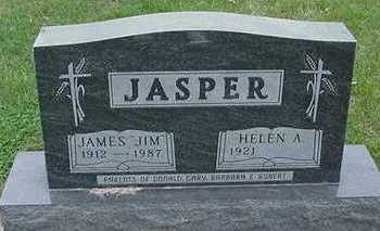 JASPER, JAMES 'JIM' - Sioux County, Iowa | JAMES 'JIM' JASPER