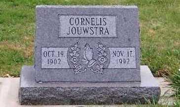 JOUWSTRA, CORNELIUS - Sioux County, Iowa | CORNELIUS JOUWSTRA