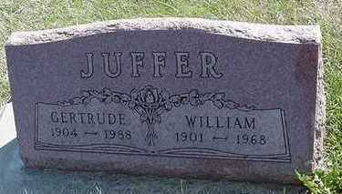 JUFFER, GERTRUDE (MRS. WILLIAM) - Sioux County, Iowa | GERTRUDE (MRS. WILLIAM) JUFFER