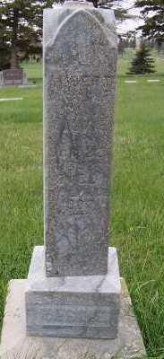 KASKIE, ALBERT A. (SON OF J.&J.) - Sioux County, Iowa | ALBERT A. (SON OF J.&J.) KASKIE