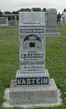 KASTEIN, B. MRS. - Sioux County, Iowa | B. MRS. KASTEIN
