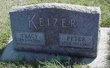 KEIZER, PETER - Sioux County, Iowa | PETER KEIZER
