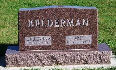KELDERMAN, ARIE - Sioux County, Iowa | ARIE KELDERMAN