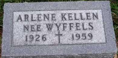WYFFELS KELLEN, ARLENE - Sioux County, Iowa | ARLENE WYFFELS KELLEN