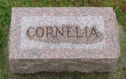 KEMPERS, CORNELIA - Sioux County, Iowa | CORNELIA KEMPERS