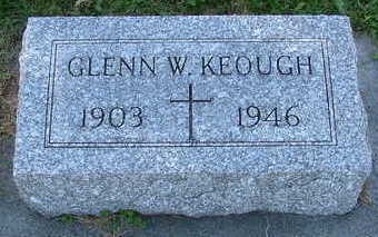 KEOUGH, GLENN W. - Sioux County, Iowa | GLENN W. KEOUGH