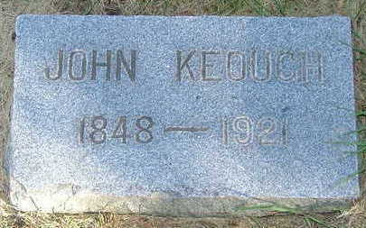 KEOUGH, JOHN - Sioux County, Iowa | JOHN KEOUGH