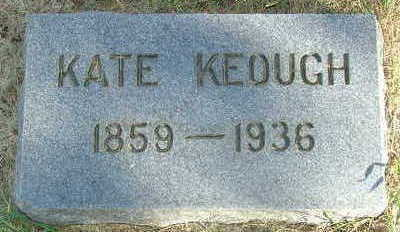 KEOUGH, KATE - Sioux County, Iowa | KATE KEOUGH
