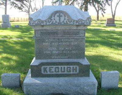 KEOUGH, NORA (MRS. MICHAEL) - Sioux County, Iowa | NORA (MRS. MICHAEL) KEOUGH