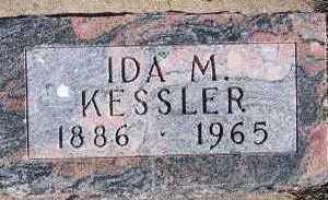 KESSLER, IDA M. - Sioux County, Iowa | IDA M. KESSLER