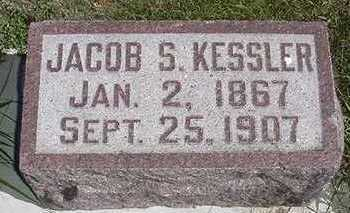 KESSLER, JACOB S. - Sioux County, Iowa | JACOB S. KESSLER