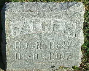 KING, THOMAS (FATHER) - Sioux County, Iowa | THOMAS (FATHER) KING