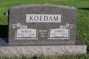 KOEDAM, JAMES - Sioux County, Iowa | JAMES KOEDAM