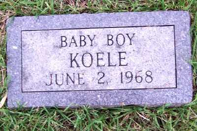 KOELE, BABY BOY - Sioux County, Iowa | BABY BOY KOELE