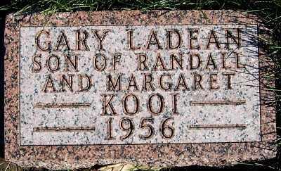 KOOI, GARY LADEAN - Sioux County, Iowa | GARY LADEAN KOOI