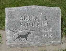 KOOIKER, ALBERT L. - Sioux County, Iowa | ALBERT L. KOOIKER