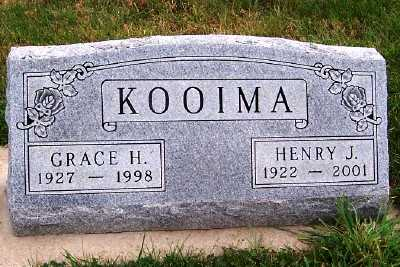 KOOIMA, GRACE - Sioux County, Iowa | GRACE KOOIMA