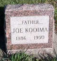 KOOIMA, JOE - Sioux County, Iowa | JOE KOOIMA