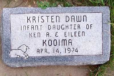 KOOIMA, KRISTEN DAWN - Sioux County, Iowa | KRISTEN DAWN KOOIMA