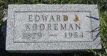 KOOREMAN, EDWARD J. - Sioux County, Iowa | EDWARD J. KOOREMAN