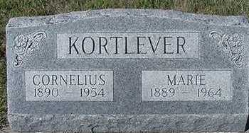 KORTLEVER, CORNELIUS - Sioux County, Iowa | CORNELIUS KORTLEVER