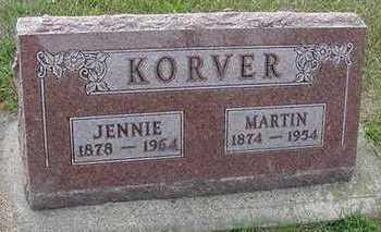 KORVER, MARTIN - Sioux County, Iowa | MARTIN KORVER