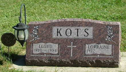 KOTS, LLOYD - Sioux County, Iowa | LLOYD KOTS