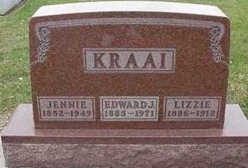 KRAAI, JENNIE - Sioux County, Iowa | JENNIE KRAAI