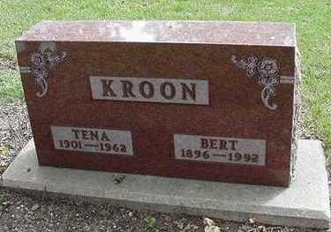 KROON, TENA - Sioux County, Iowa | TENA KROON