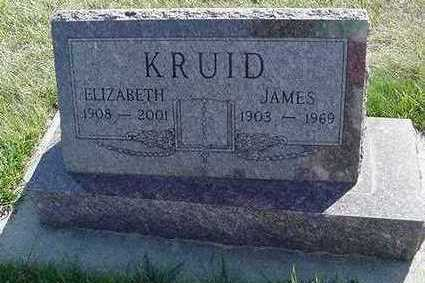 KRUID, ELIZABETH - Sioux County, Iowa | ELIZABETH KRUID