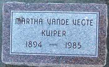 KUIPER, MARTHA - Sioux County, Iowa | MARTHA KUIPER
