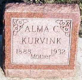 KURVINK, ALMA C. - Sioux County, Iowa | ALMA C. KURVINK