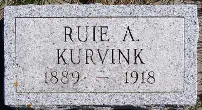KURVINK, RUIE A. - Sioux County, Iowa | RUIE A. KURVINK