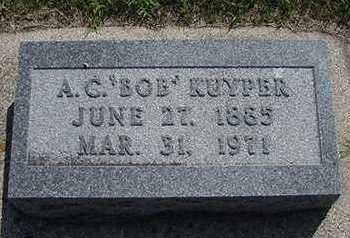 KUYPER, A. C. 'BOB' - Sioux County, Iowa | A. C. 'BOB' KUYPER