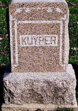 KUYPER, HEADSTONE - Sioux County, Iowa | HEADSTONE KUYPER