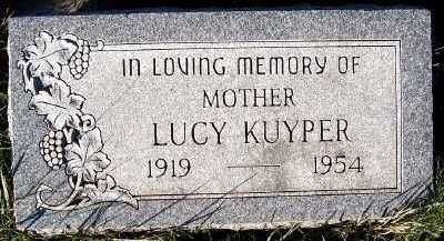 KUYPER, LUCY - Sioux County, Iowa | LUCY KUYPER