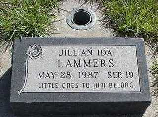 LAMMERS, IDA - Sioux County, Iowa | IDA LAMMERS