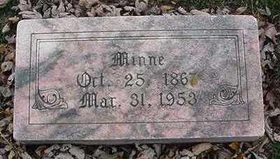 LEHRMAN, MINNE - Sioux County, Iowa | MINNE LEHRMAN