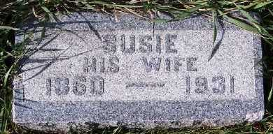 LITTLE, SUSIE (MRS. MICHAEL W.) - Sioux County, Iowa | SUSIE (MRS. MICHAEL W.) LITTLE
